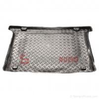 Cubeta cubre maletero de PVC para Fiat DOBLO 5 plazas, porton trasero, con opción de instalar estante (263) desde 2009 - . - MPR